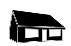 Guttering, fascias and soffits costs for a detached bungalow