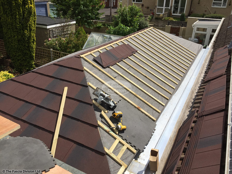 Flat Roof Installation : Pitched roofing flat epdm rubber the