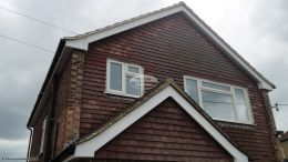 Full Replacement Fascias Soffits and Guttering on a detached property in High Wycombe