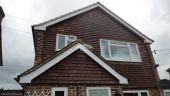 Installation Of New Upvc Fascias Soffits And Guttering On A Detached Property in High WycombeInstallation Of New Upvc Fascias Soffits And Guttering On A Detached Property in High Wycombe