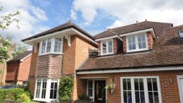 Replacement soffits fascias and guttering in High Wycombe