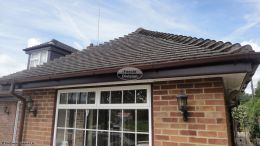 Full replacement fascias soffits guttering in Widmer End High Wycombe