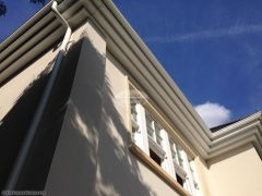 Bespoke fascias and soffits with seamless guttering