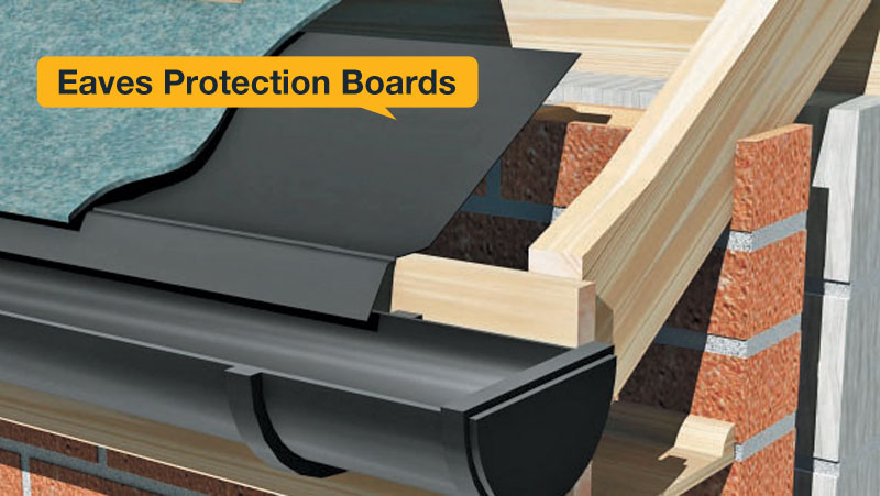 Eaves Protection Boards The Fascia Division High Wycombe