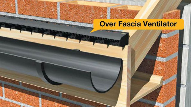 over fascia vent illustration