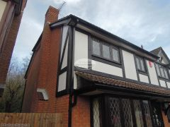 Replacement mock tudor beams
