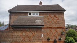 Replace fascia, soffits and guttering to large detached property Penn, High Wycombe