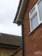 Guttering, fascia and soffit installation in High Wycombe
